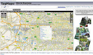 World Explorer, Night Explorer & Trip Explorer Maps