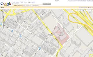 Google Maps 2.5D