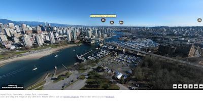 Vancouver 360 Vanier Park