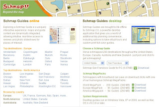 SchMap - Interactive Maps and Guides