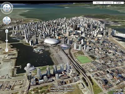 Vancouver 3D