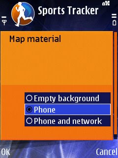 Phone - Map Options - Source