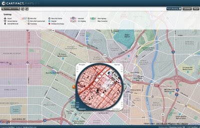 Cartifact Maps Historic Map Zoom Zens - Local Search