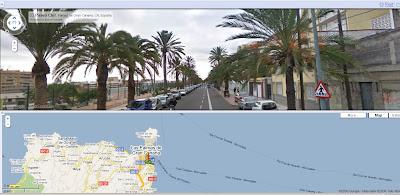 Street View Gran Canaria