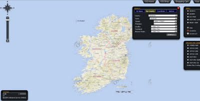 Ordnance Survey Ireland Map Viewer
