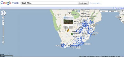 South Africa Google Streetview Released
