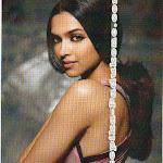 Deepika Padukone Savvy Cover Girl