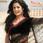 Katrina Kaif 2009 Calendar