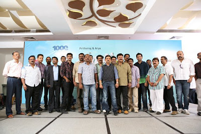 Mumbai Police Malayalam Movie Launch Stills event pictures