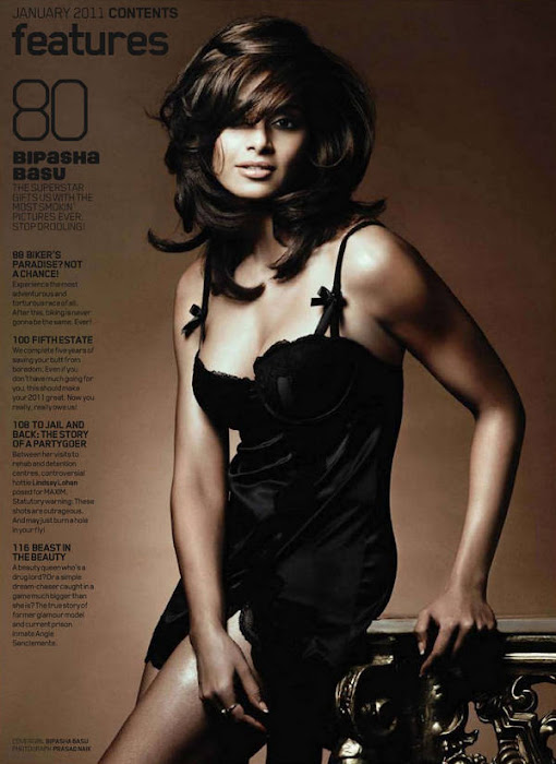 bipasha basu for maxim india actress pics
