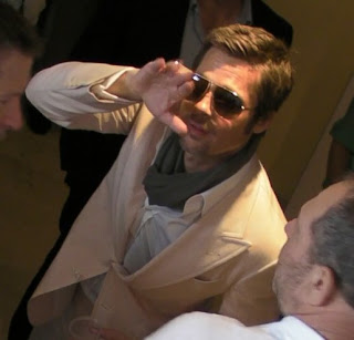 Cannes 2009: Brad vinker til Brie. Photo credit=Brian Iskov, all rights reserved.