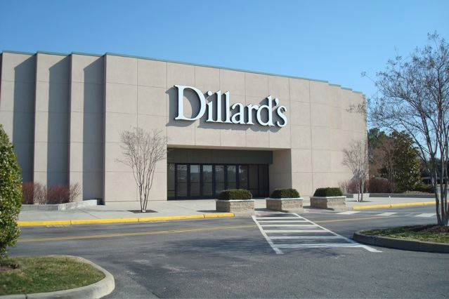 dillard s outlet texas