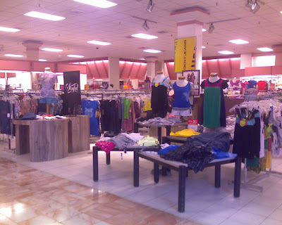 Where can you find a Maxway department store?