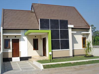 Contoh Interior Rumah on Lingkungan Hunian Asri  Investasi Properti Menggiurkan
