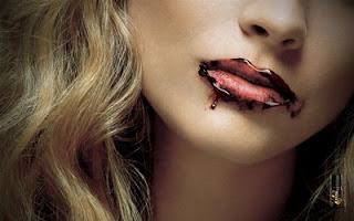 Chocolate Lips - Wallpaper