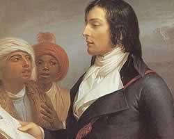 Suku Mandingo, Pembawa Islam ke Trinidad dan Tobago