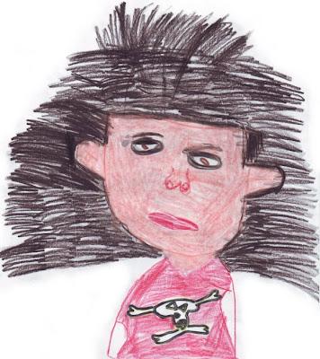 Desenho Infantil: Bill Kaulitz
