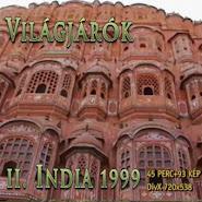 Jaipur - Szelek Palotája