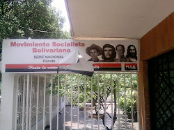 Valla del MSBColombia atacada en Cúcuta
