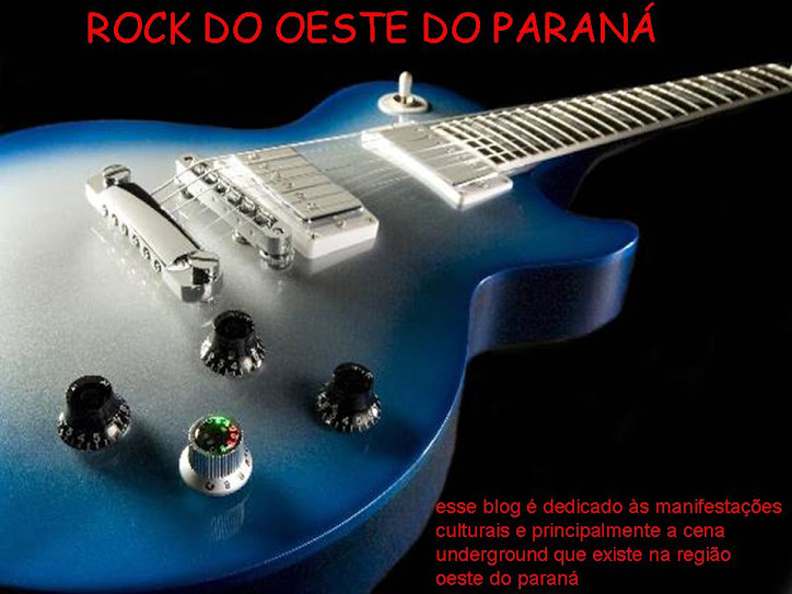 rock do oeste do paraná