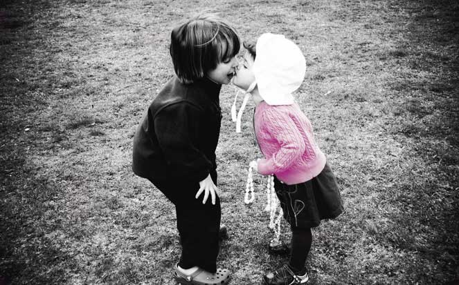 Besos De Amor. El Beso de Amor.