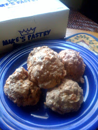 Mike's Pastry Crushed Almond Macaroons