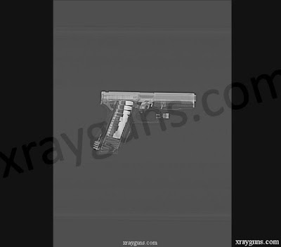X Rayed Gun Seen On www.coolpicturegallery.us
