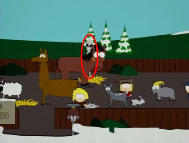 An Alien in Every Episode of South Park (72 Pics) Crack Two