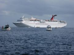Cruise Ship-Paradise