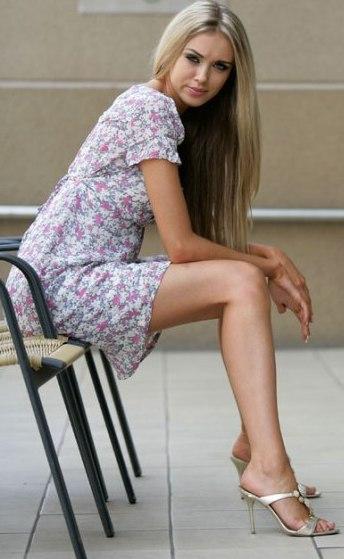 Ksenia Sukhinova Height