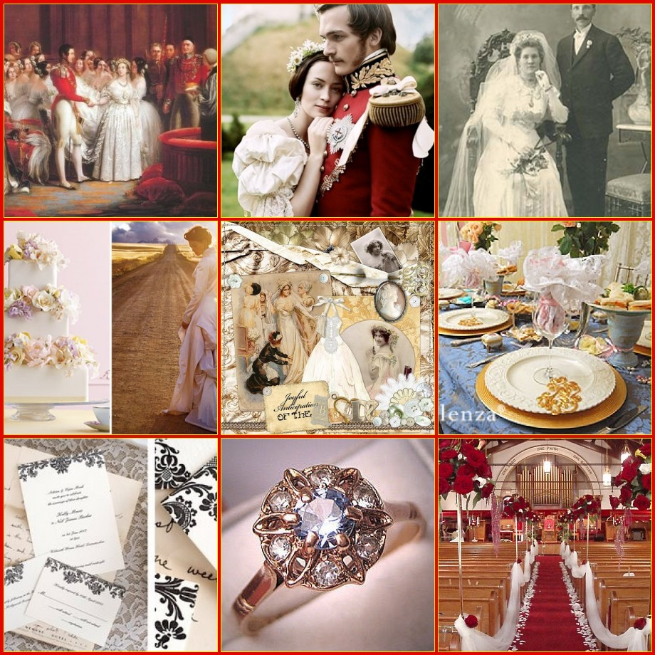 Victorian Themed Weddings  HubPages