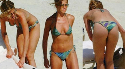 jennifer aniston underwear
