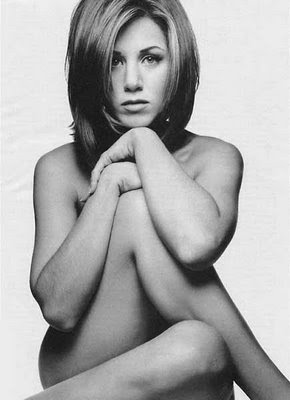 horny jennifer aniston