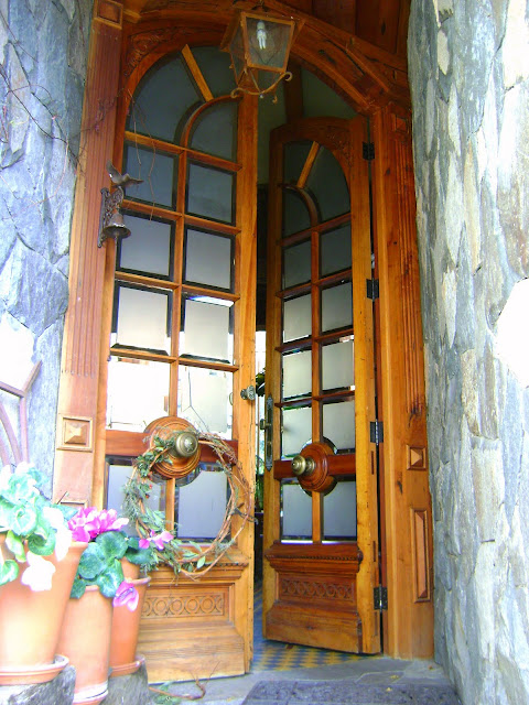 Casa dulce hogar puerta de entrada principal main for Puertas de entrada principal