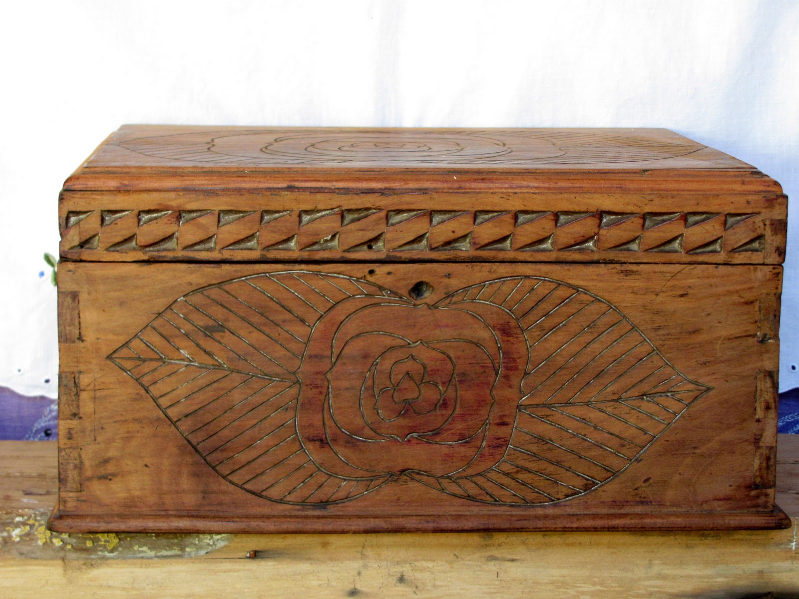 Casa dulce hogar tienda cajas antiguas de madera - Caja madera antigua ...