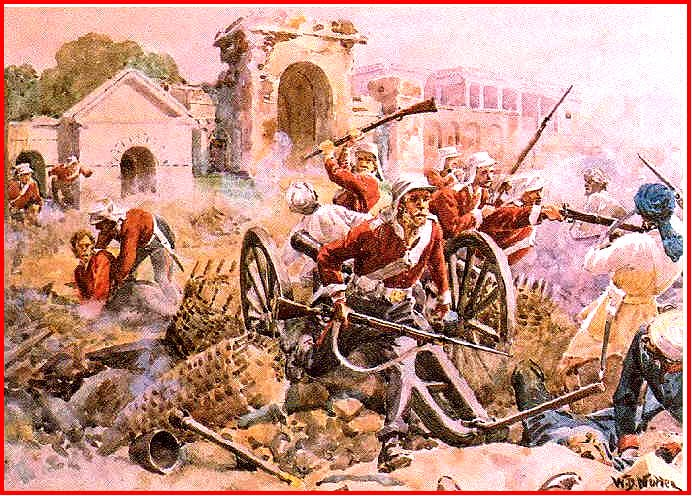 the indian uprising of 1857 Following are the causes of revolt of 1857: 1 economic causes: the most important cause of popular discontent was the british policy of economically exploiting india this hurt all sections of society the peasants suffered due to high revenue de.
