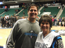 With Mark Cuban