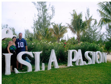 Isla Pasion, off Cozumel