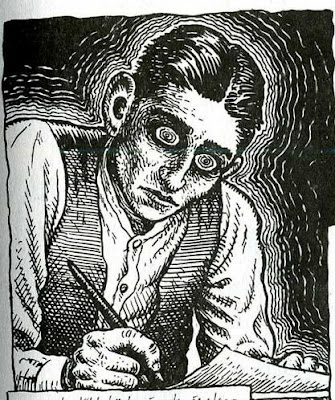 stressed Kafka