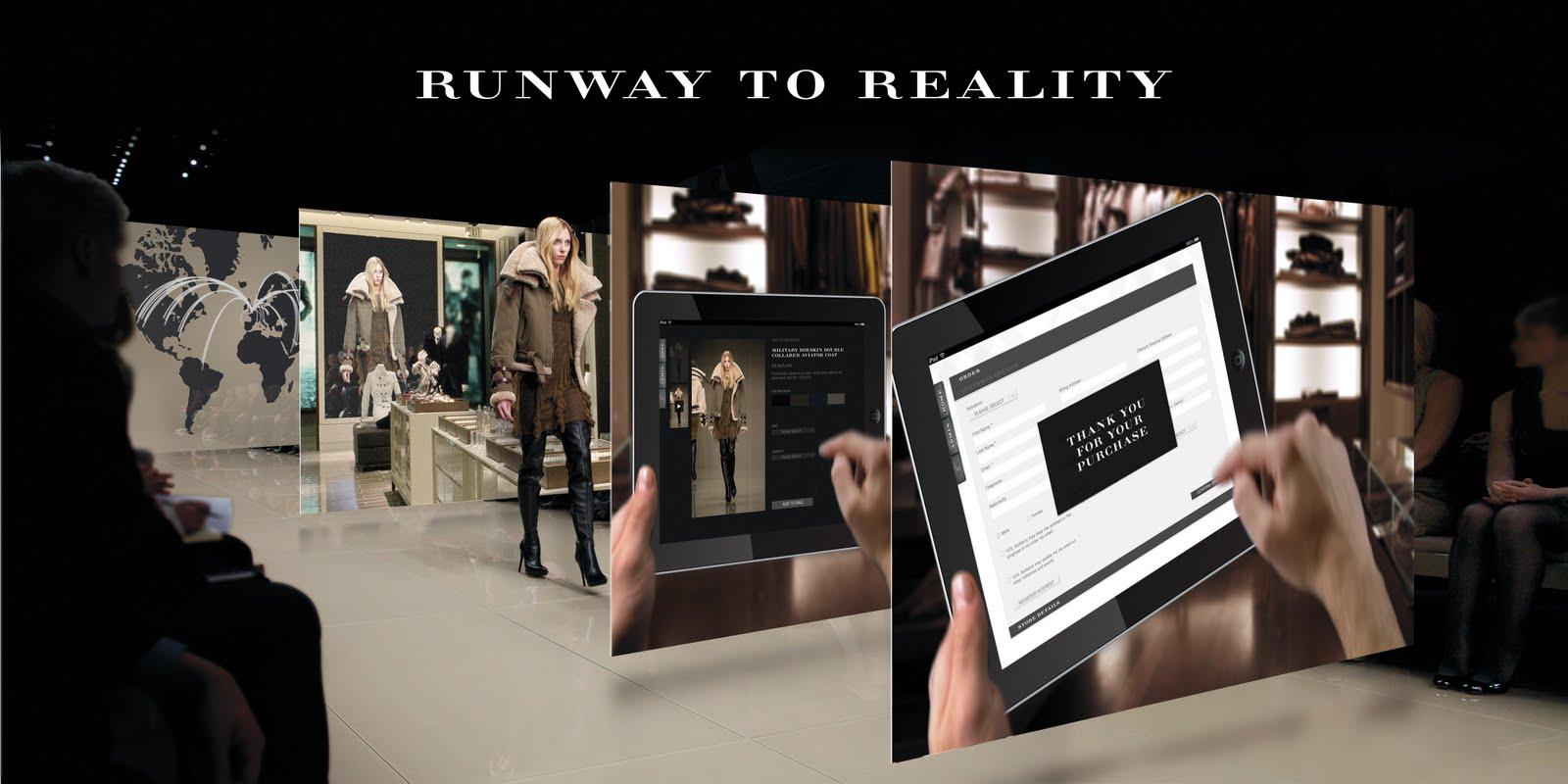burberry follows the digitalization trend cathy li 39 s blog. Black Bedroom Furniture Sets. Home Design Ideas
