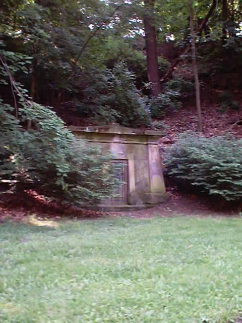 Commins Mausoleum