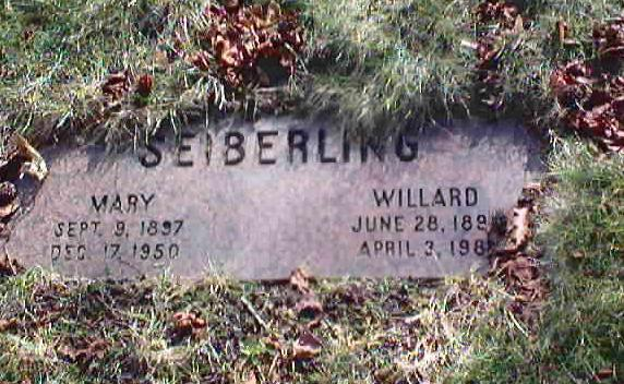 Willard & Mary Seiberling