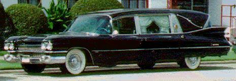 1959 Cadillac Landau Hearse ~