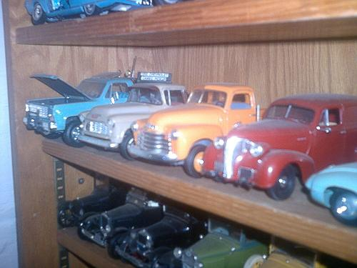 Chevy Trucks
