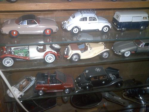 Some VWs and other foreign cars