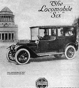 1911 Locomobile Add ~