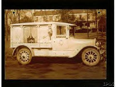 1929 Ford Model-A Hearse ~