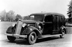 1934 Packard Hearse ~