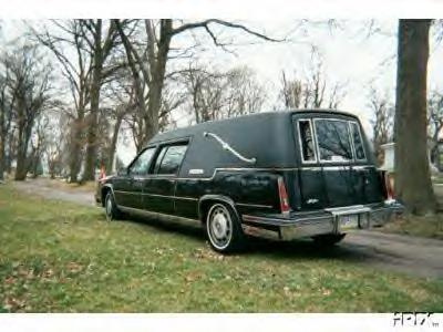 1996 Cadillac Hearse ~