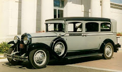 1928 Cadillac Hearse ~